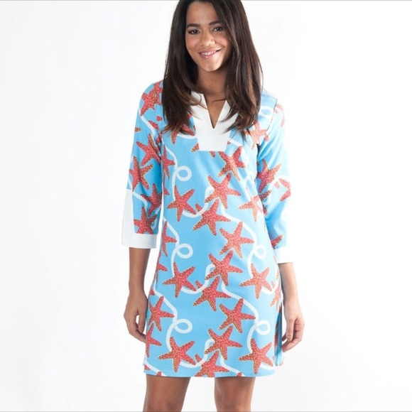 All For Color Dresses & Skirts - NEW STARFISH SUMMER DRESS